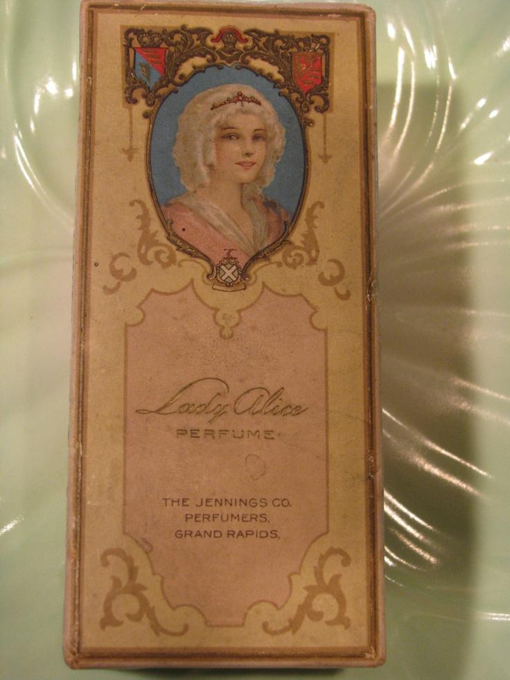 Lady Alice Perfume